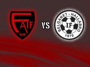 FAIF vs Belganet-Hallabro
