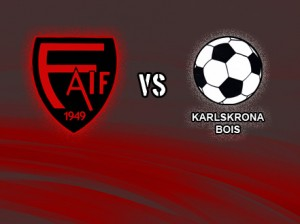 FAIF vs. Karlskrona BOIS