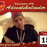 Adventskalender 2013 - 15 december
