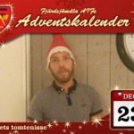Adventskalender 2013 - 23 december