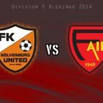 Sölvesborg United - FAIF