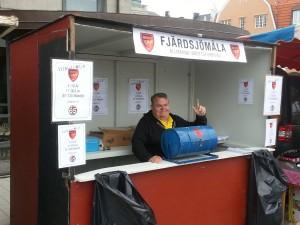 Lennart hälsar alla välkomna