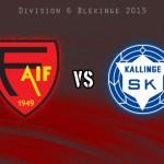 FAIF vs Kallinge