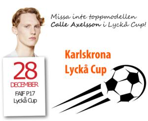 FAIF P17 Lyckå Cup 2015