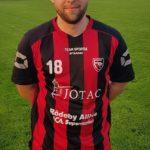 Philip Berzelius gjorde mål i debuten